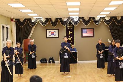 sword forms armor HMK kumdo kendo NJ NY sword martial arts