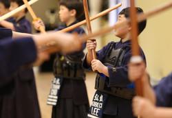 sword form armor HMK kumdo kendo