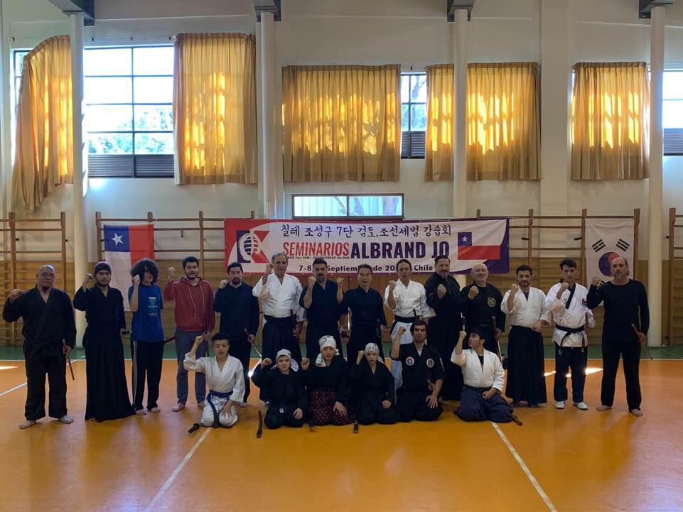2019 Chile Seminar