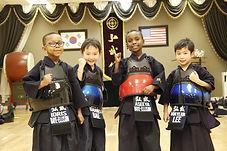 kids children kumdo kendo NJ NY sword martial arts