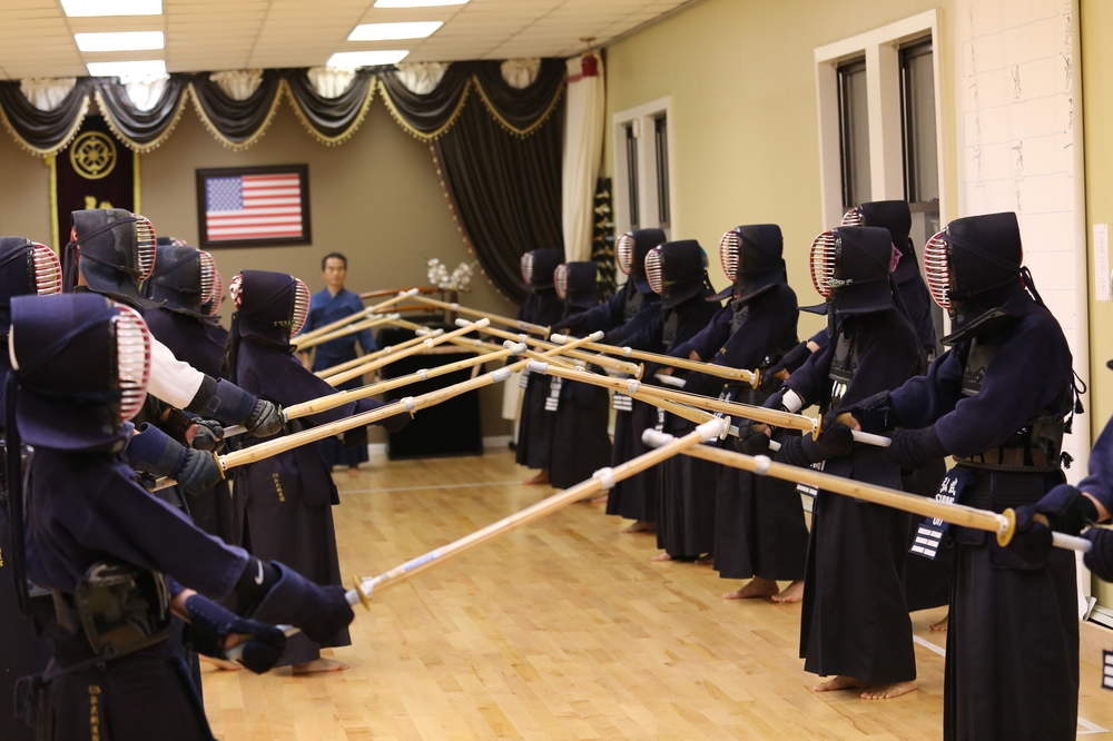 practice kumdo kendo sword HMK armor