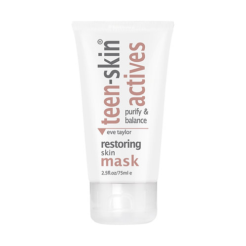 Eve Taylor Teen Skin Actives Restoring Skin Mask