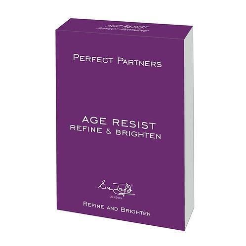 Eve Taylor Perfect Partners Refine & Brighten - Active Complex Exfoliant & C+Bright Moisturiser Collection Kit