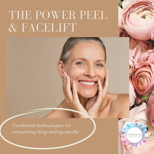 The Power Peel & Facelift