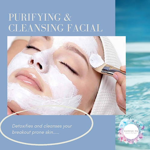 Cleansing & Purifying Facial