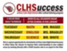 CLHS Success Tutoring Program Sign.jpg