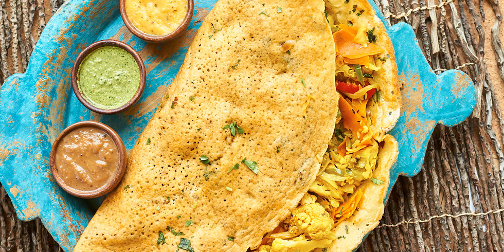 FALL in love with Dosas