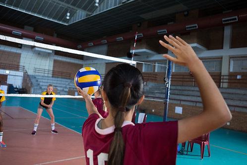 Volleyball Skills & Team Tournament Camp: July 22-24