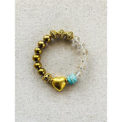 Armored Love Bracelet