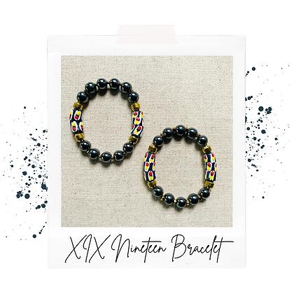 XIX Nineteen Bracelet