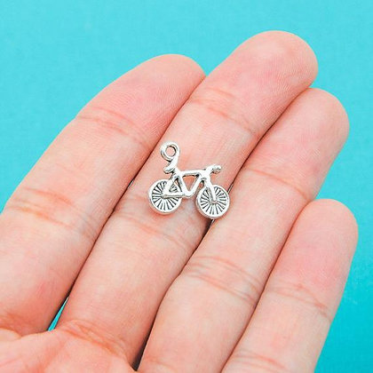 Small Bicycle Charm Charm