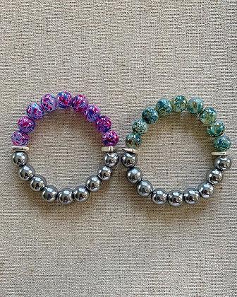 Splatter Bracelet