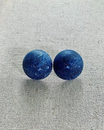 Cosmic Blue Earrings