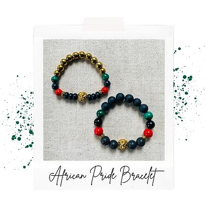 African Pride Bracelet