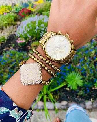 Daisy Diamond Bracelet