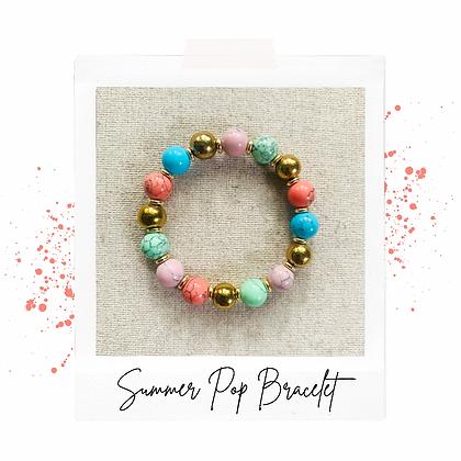 Summer Pop Bracelet