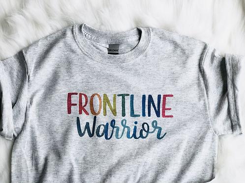 Frontline Warrior Tee