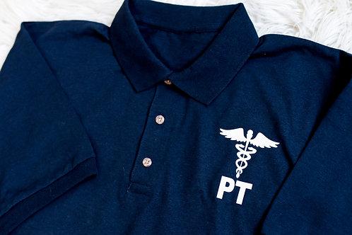 Caduceus Polo Shirt
