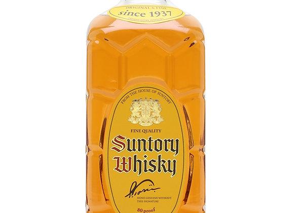Kakubin Suntory whisky