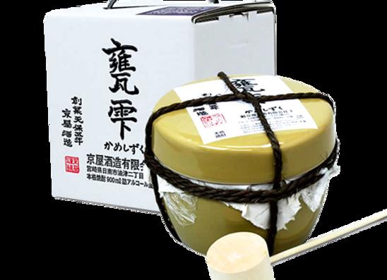 Kameshizuku Kyoya Imo Shochu