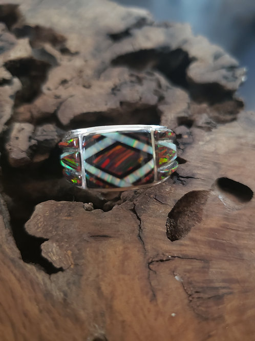Four Sacred Directions Ring