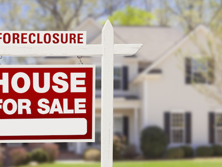 Buying A Foreclosure: 5 Things To Know