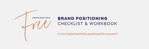 Brand Pos Banner White