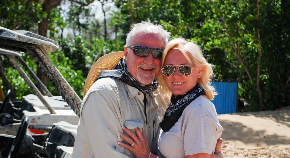 Charles & Pam