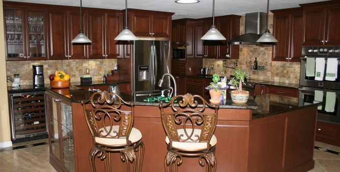 Cabinets Refacing PRJ 01