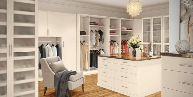 Closet Model 07
