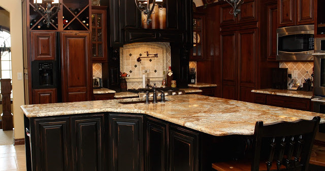 Granite & Quartz Countertop
