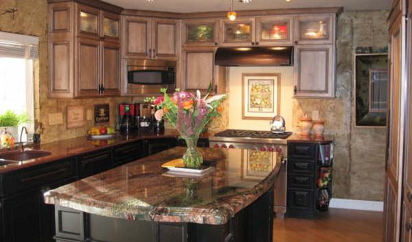 Granite & Quartz Countertop