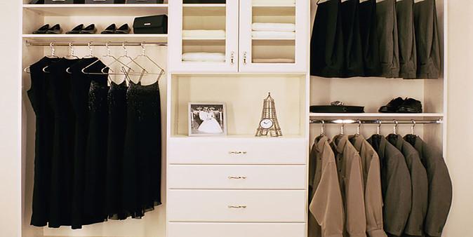 Closet Model 11