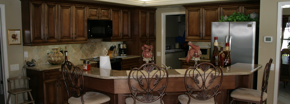 Led Lighting Above Cabinets