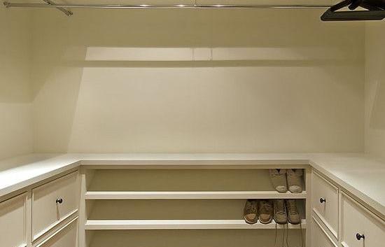 Closet Project 01