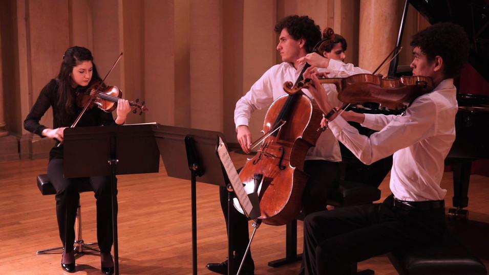 Aurora Piano Quartet