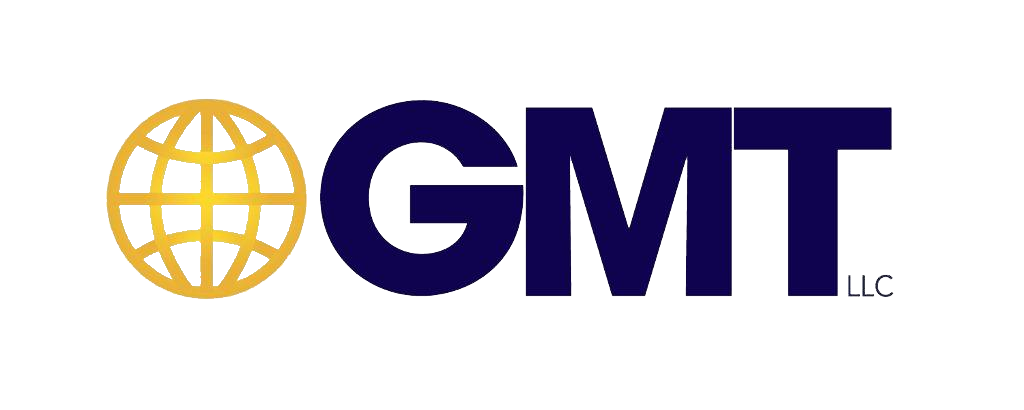 New GMT clear logo