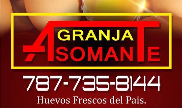 Logo Granja Asomante