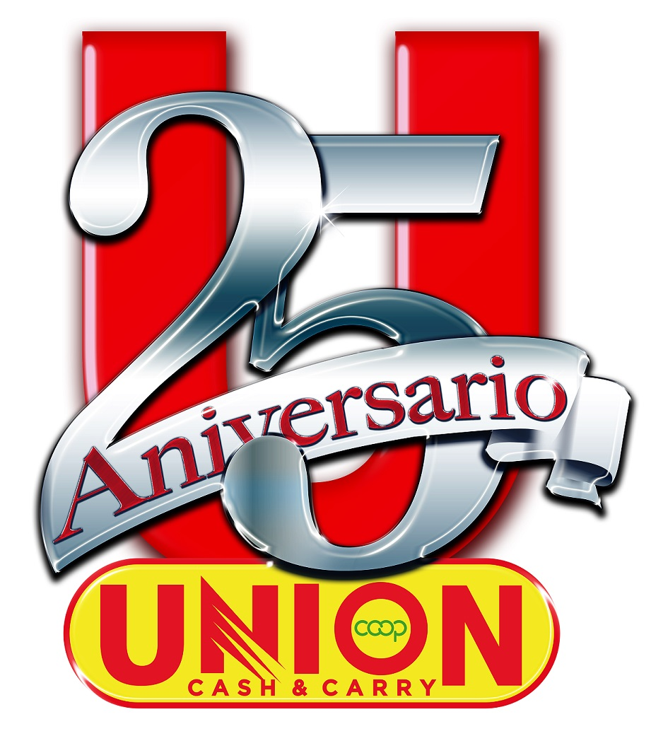 UNION COOP_25 Aniversario_Logo