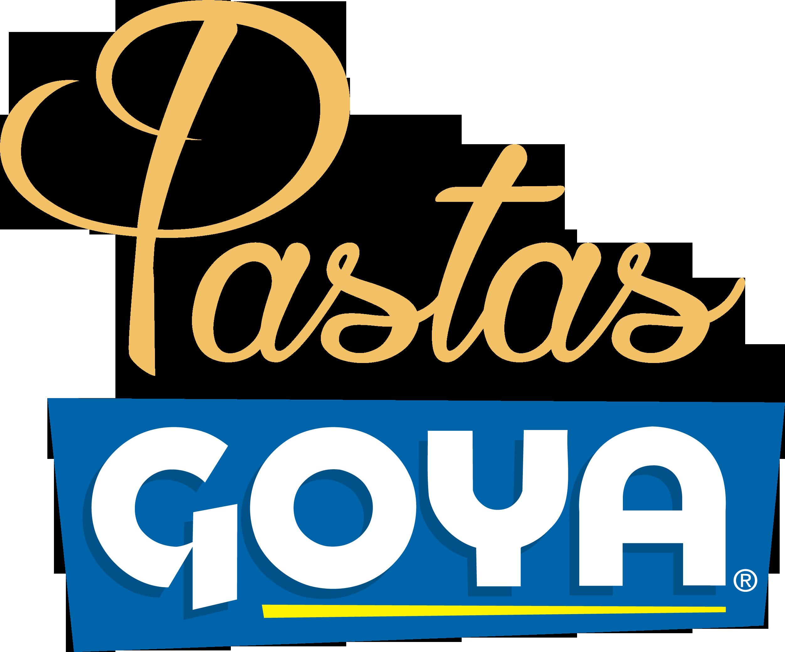 logo pastas Goya COLOR