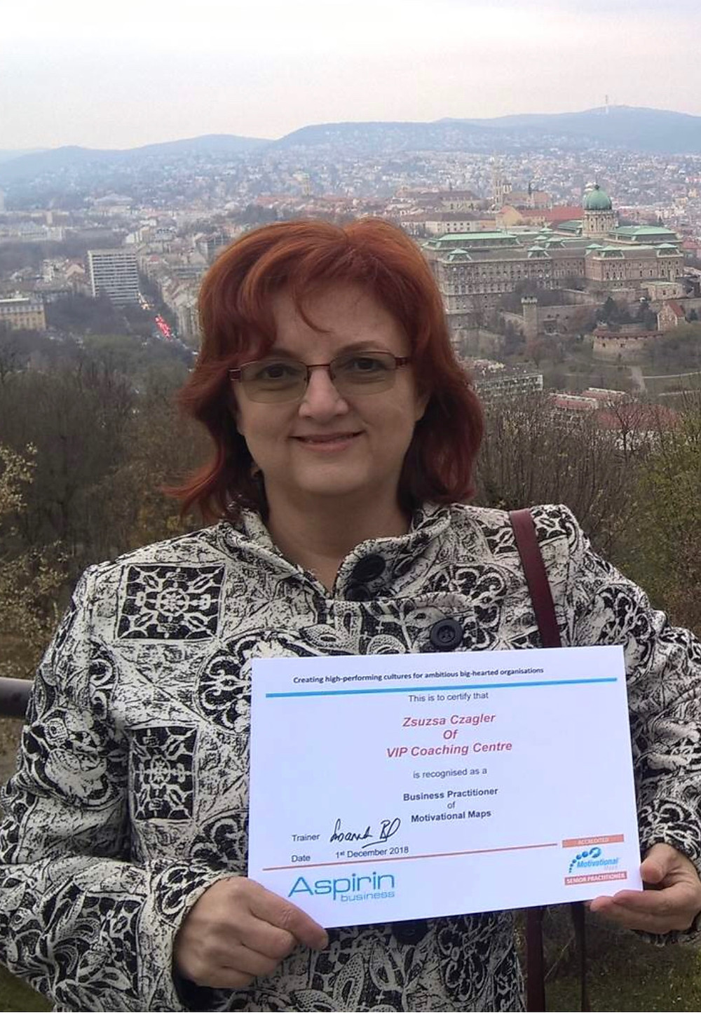 Licensed Business Practitioner - Motivational Map in Hungary