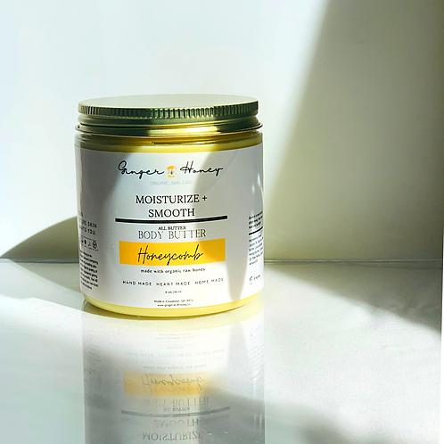 All Butter Honeycomb Body Butter