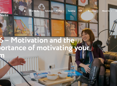 Motivation and the importance of motivating your team