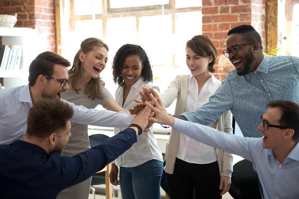 Motivated Team - Motivational Maps for HR