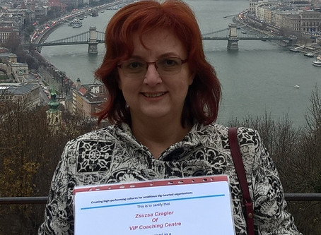 Hungary Gets New Motivational Maps Business Practitioner