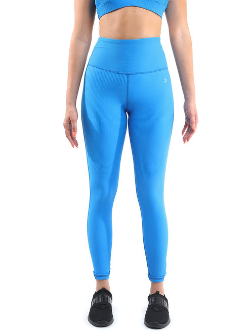 Positano Activewear Leggings - Aqua [MADE IN ITALY]