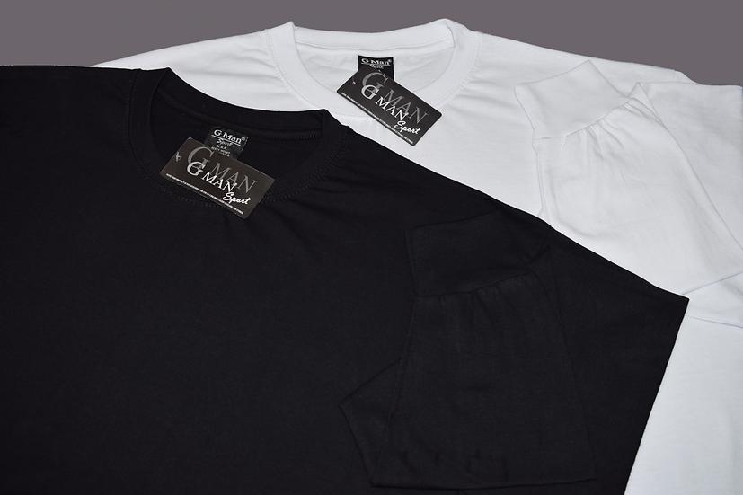 Long Sleeve Tops - 3 pack