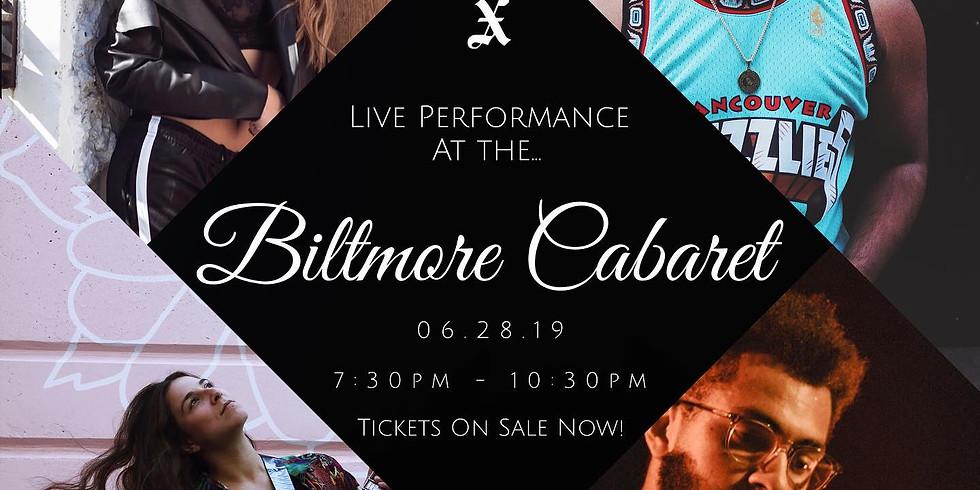 Nylez K - Live at the Biltmore Cabaret