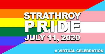 Strathroy Pride - A Virtual Celebration.