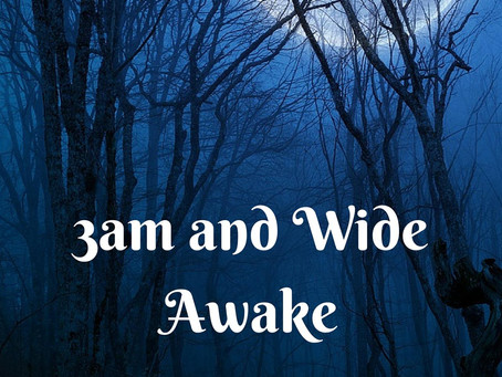 3am and Wide Awake - Free for Kindle!